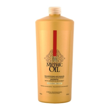 L'Oréal Profissional Mythic Oil with Argan Oil & Myrrh - Shampoo 1000ml