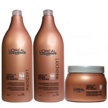 Kit L'oréal Professional Absolut Repair Pos Quimica